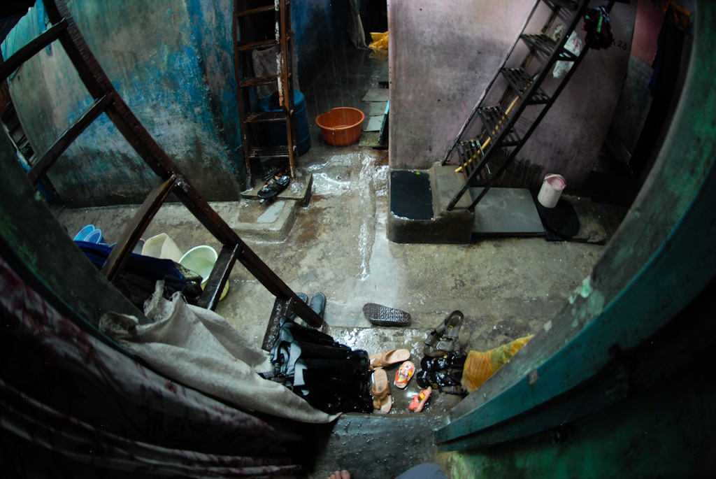Dharavi: view from the interview