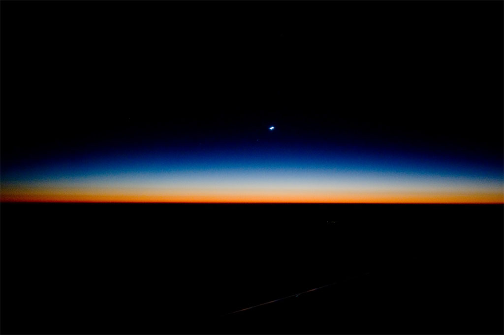 Afghanistan: dawn rising over
