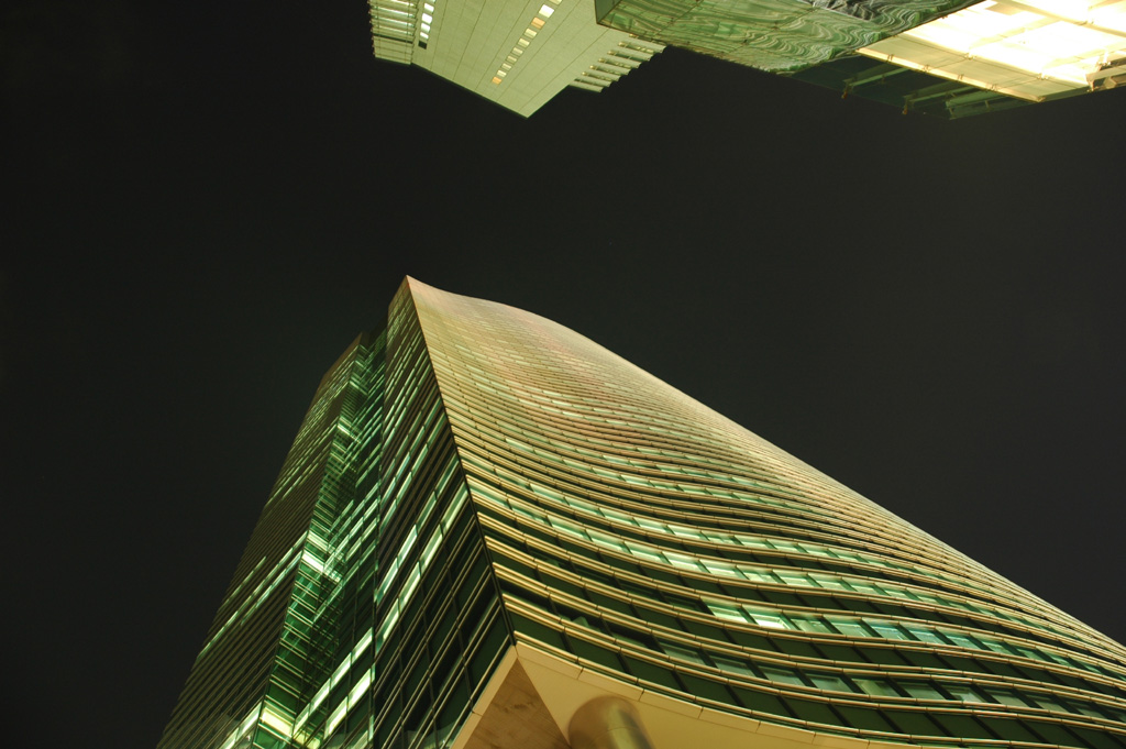Tokyo: Ginza towers