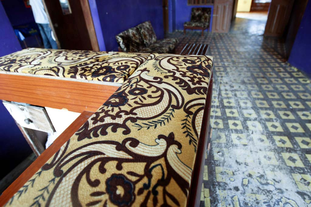 Accra: carpets in all the right places