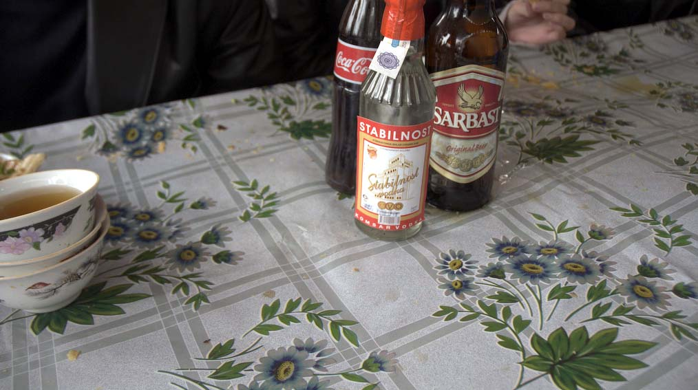 Dushanbe: condiment norms