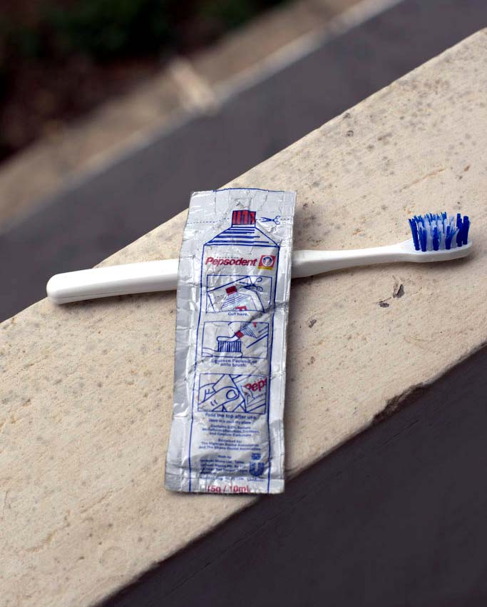 Accra: toothbrush packaging norms