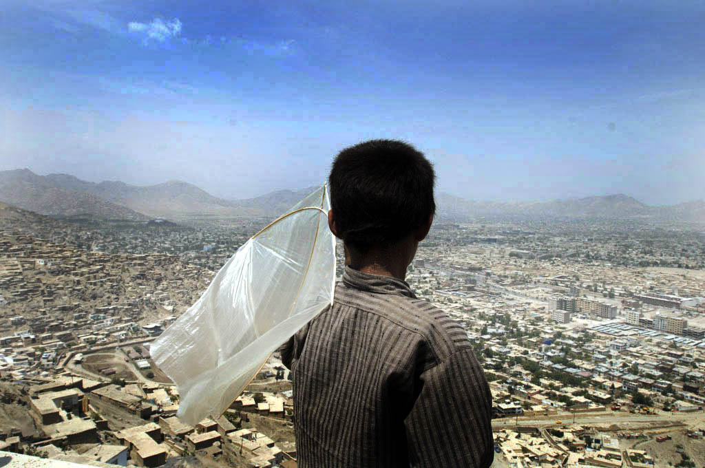 Kabul: its a fair wind that's going to blow