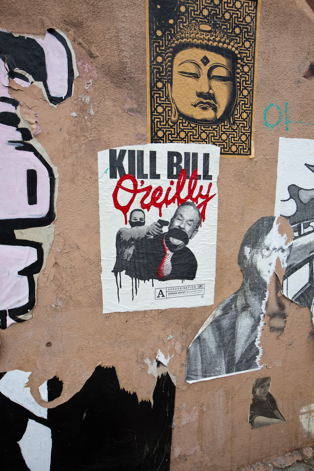 Venice: kill bill oreilly