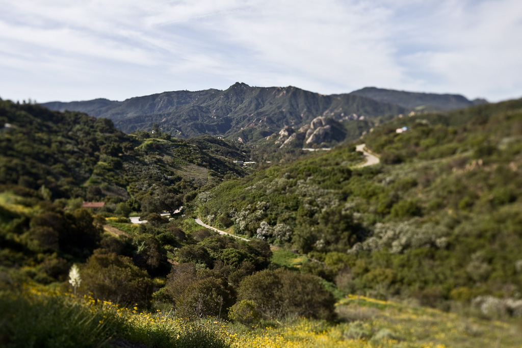 Topanga: the other commute