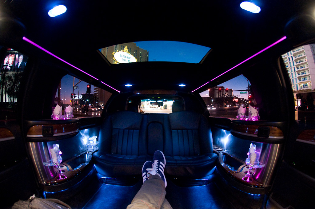 Las Vegas: stretch / limo