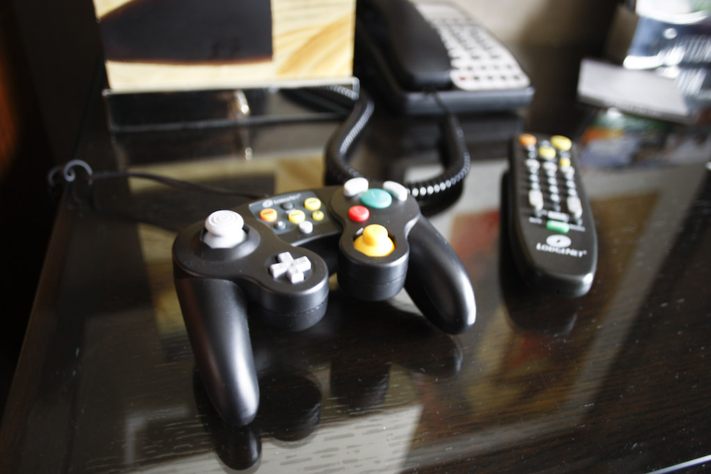DC: controllers