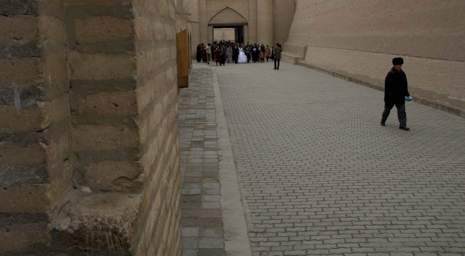 Khiva: wedding_1
