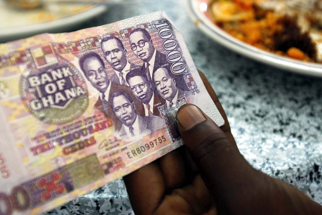 Accra: the note