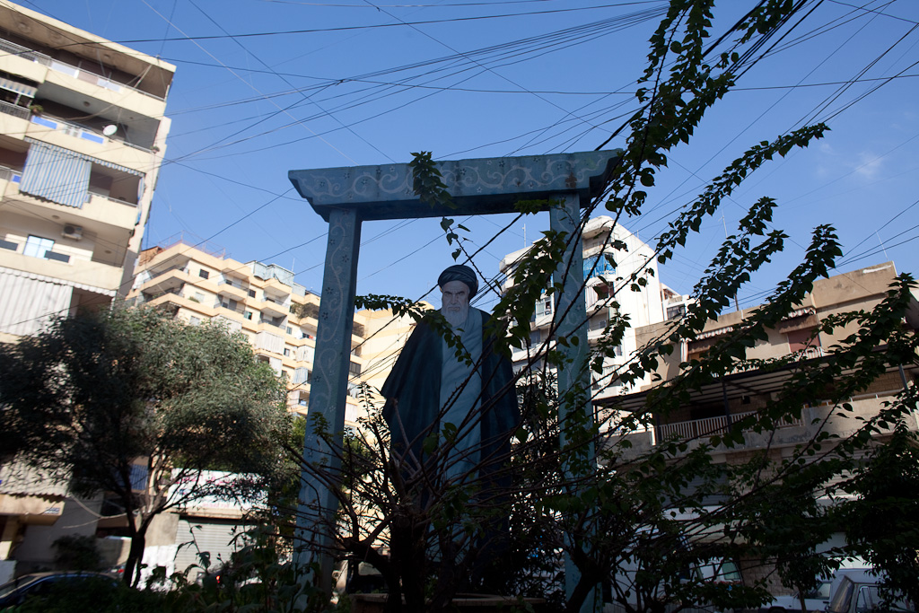Beirut: the man from Iran