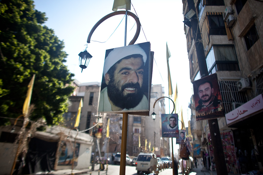 Beirut: faces and signs