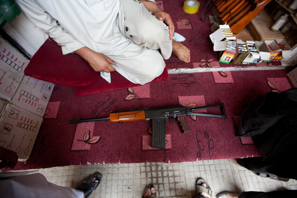 Kabul: the going rate for a...
