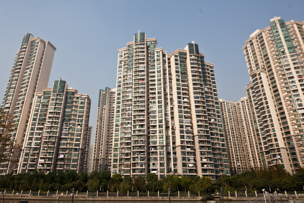 Shanghai: apartment dreams