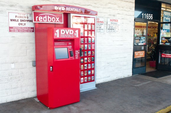 Los Angeles: RedBox