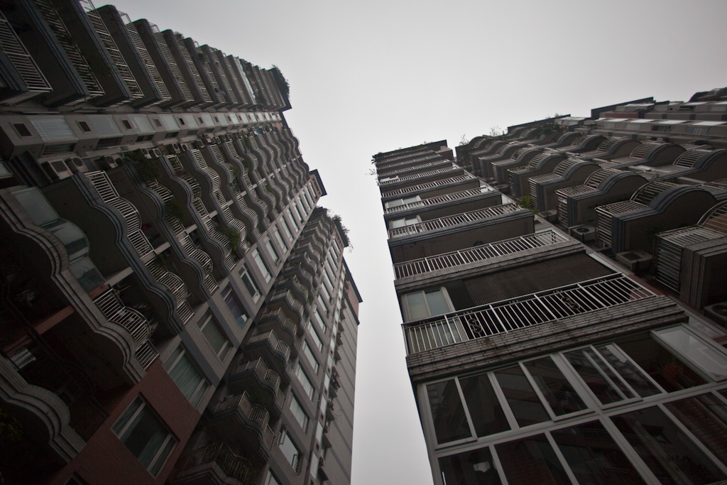 Chongqing: up