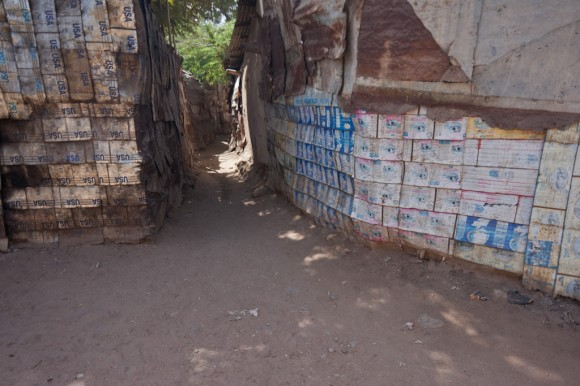 Dire Dawa: USAID packaging