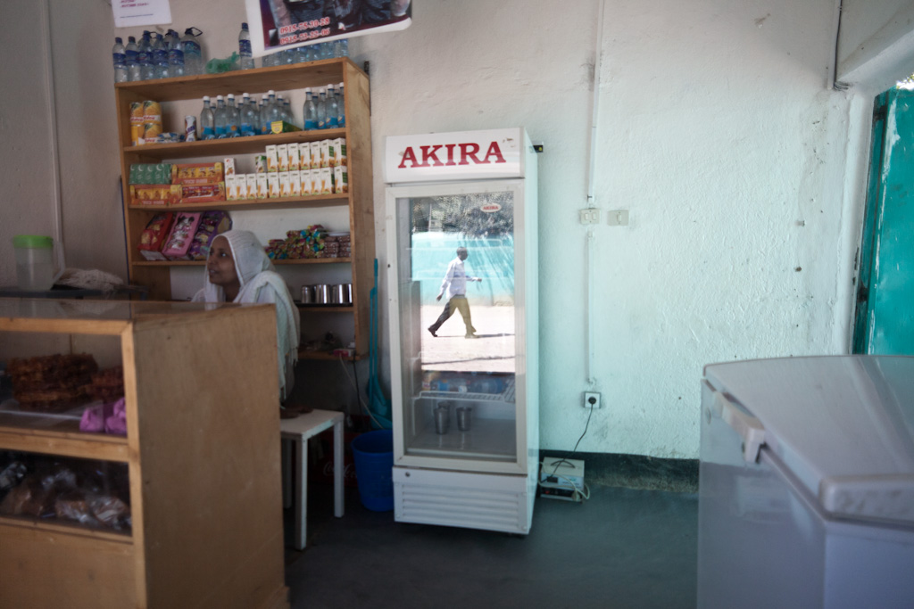 Dire Dawa: fridge