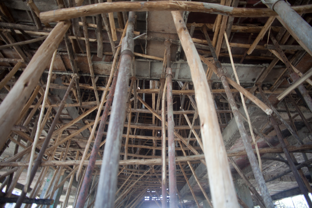 Addis Ababa: scaffold norms