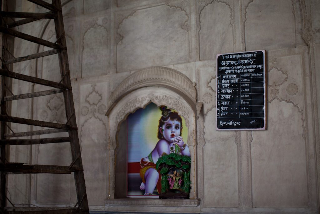 Jaipur: alcoves of faith