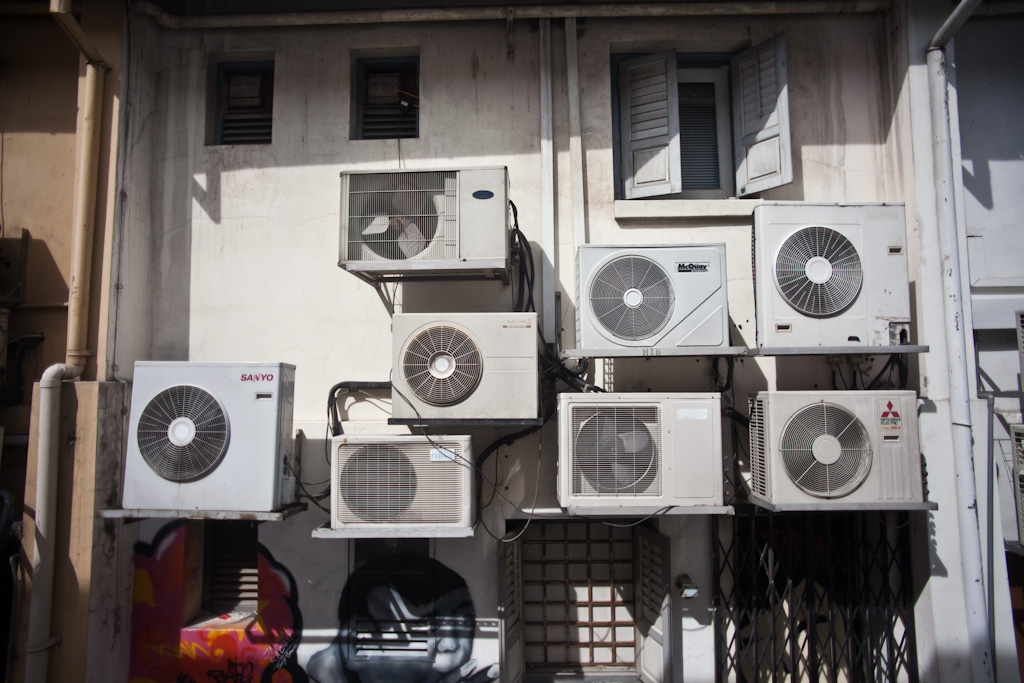 Singapore: retail aircon norms