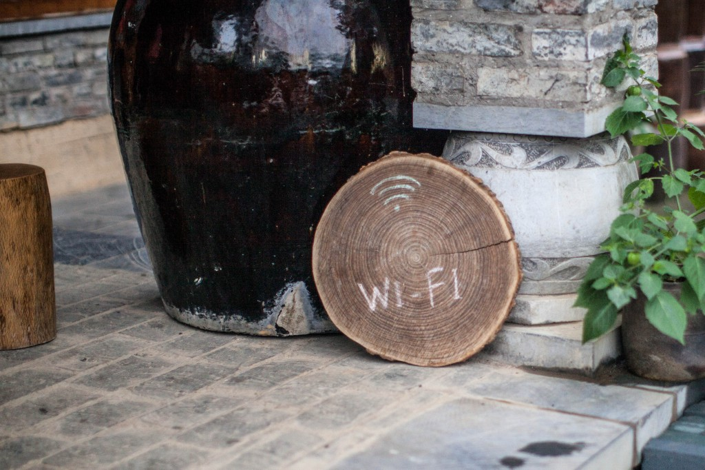Guilin: Wi-Fi
