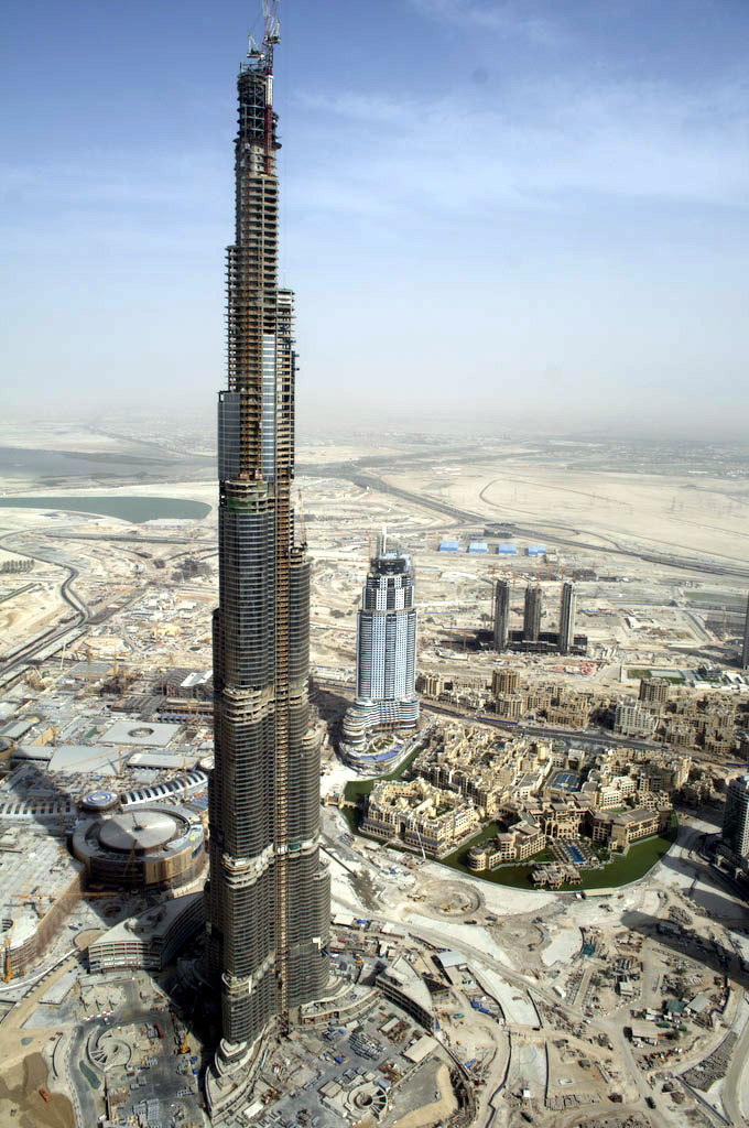 Dubai: Tower of Babel