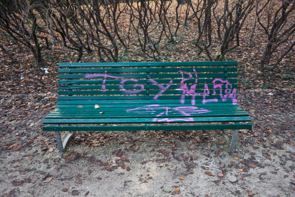 Milan: bench, press