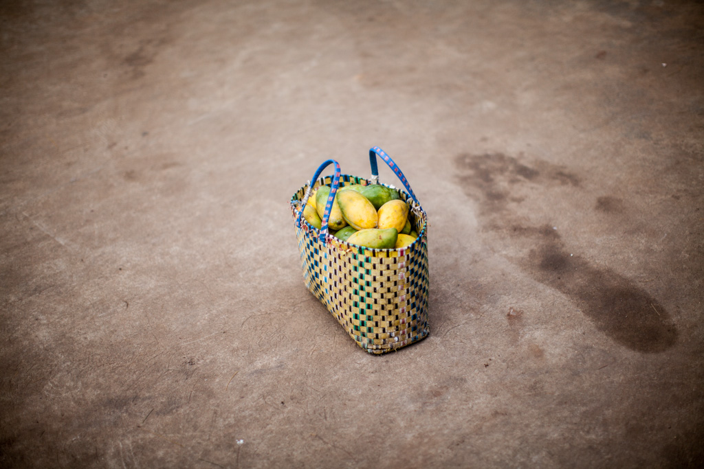 Hsipaw: Mango delivery