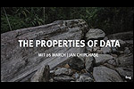 Presentation: MIT The Properties of Data