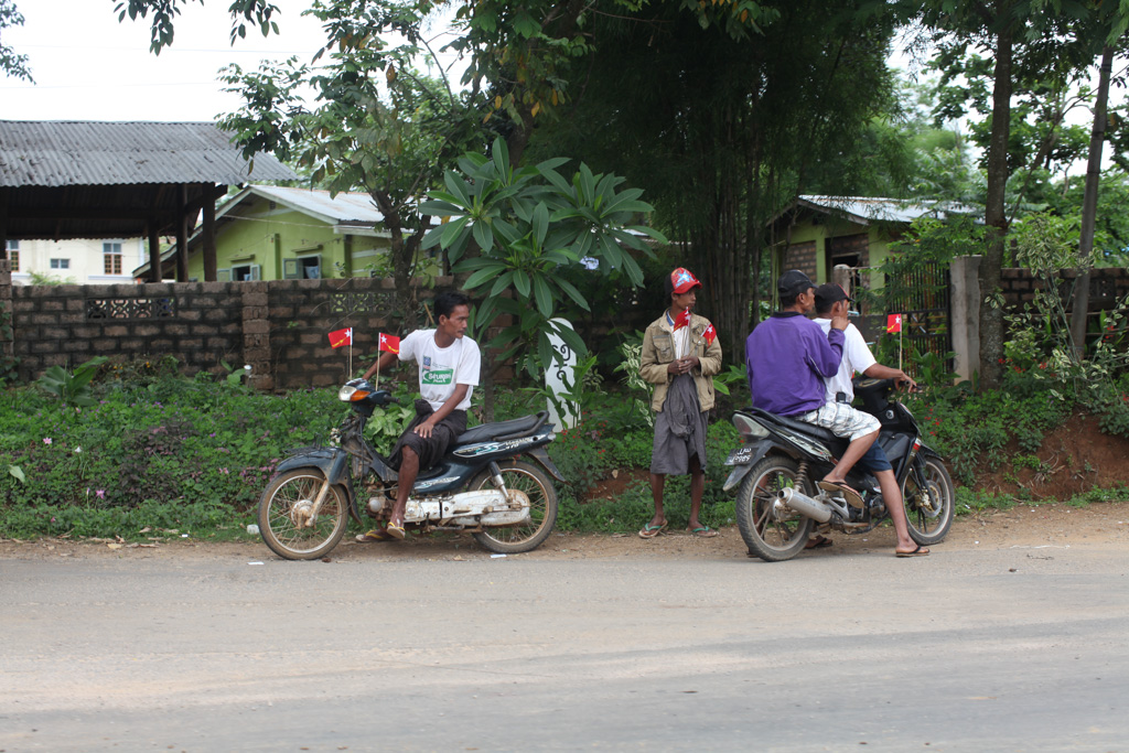 Hsipaw: party