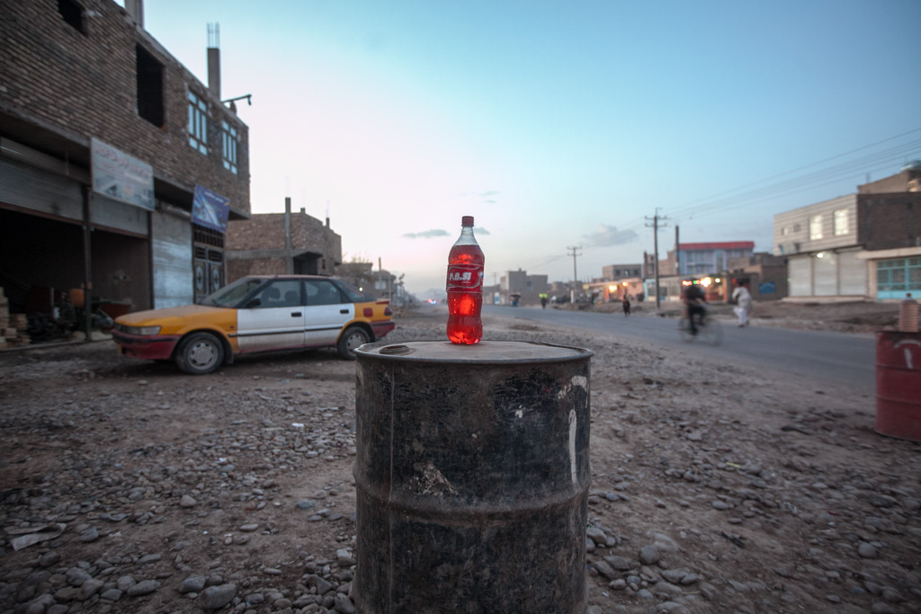 Herat: the bottle